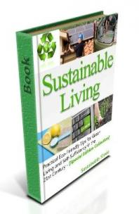 Sustainable Living Book Image